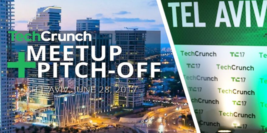 Tel Aviv TechCrunch Meetup